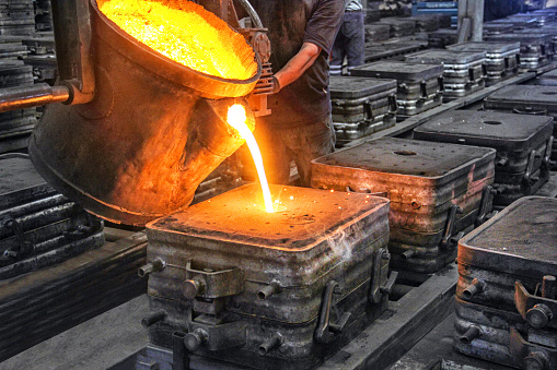 услуги литейного производства в Москве